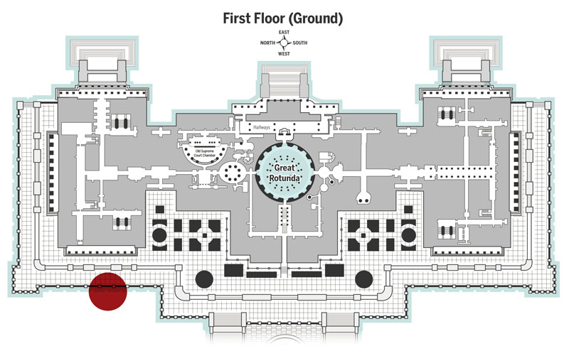 capitol map