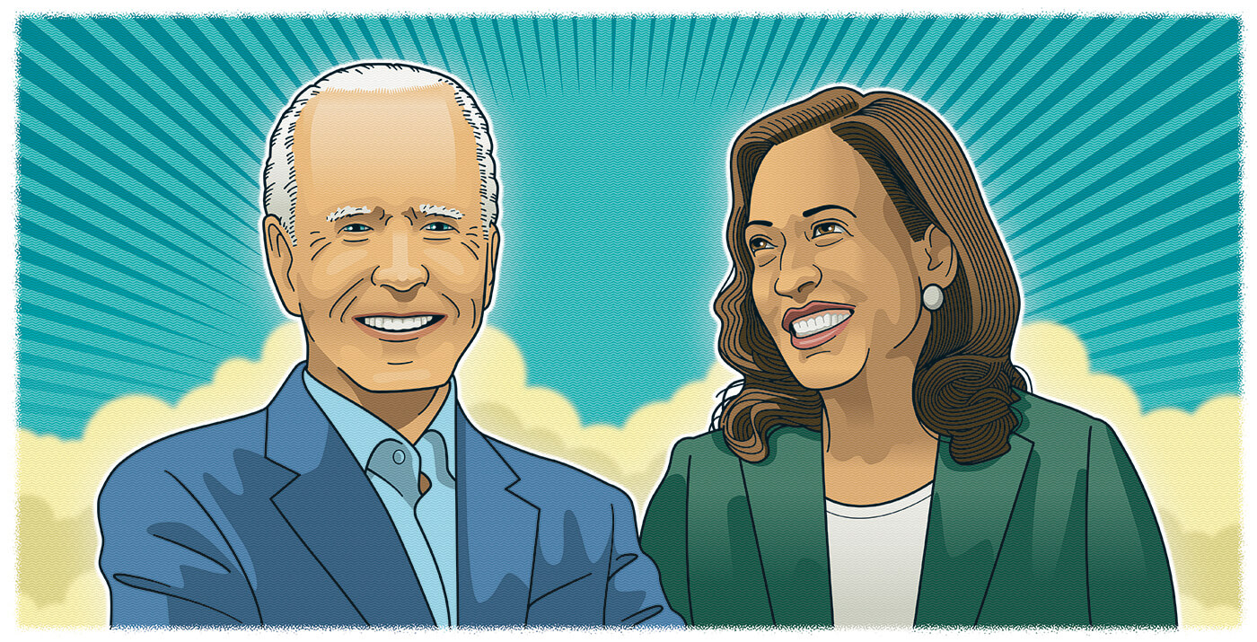 Joe Biden Should Be Our Next President The Boston Globe