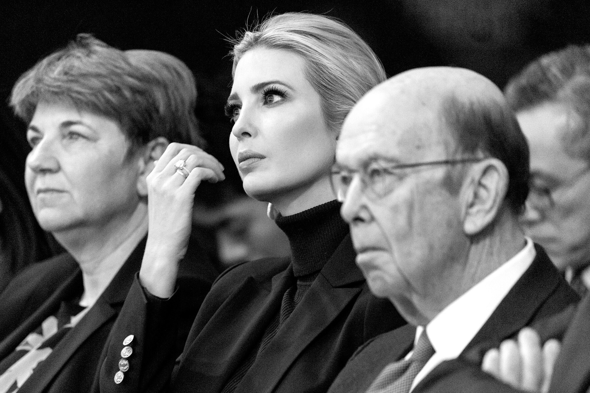 The fact that Ivanka Trump and Jared Kushner did not take government salaries while serving in the White House did not keep them from enriching themselves while holding public office.