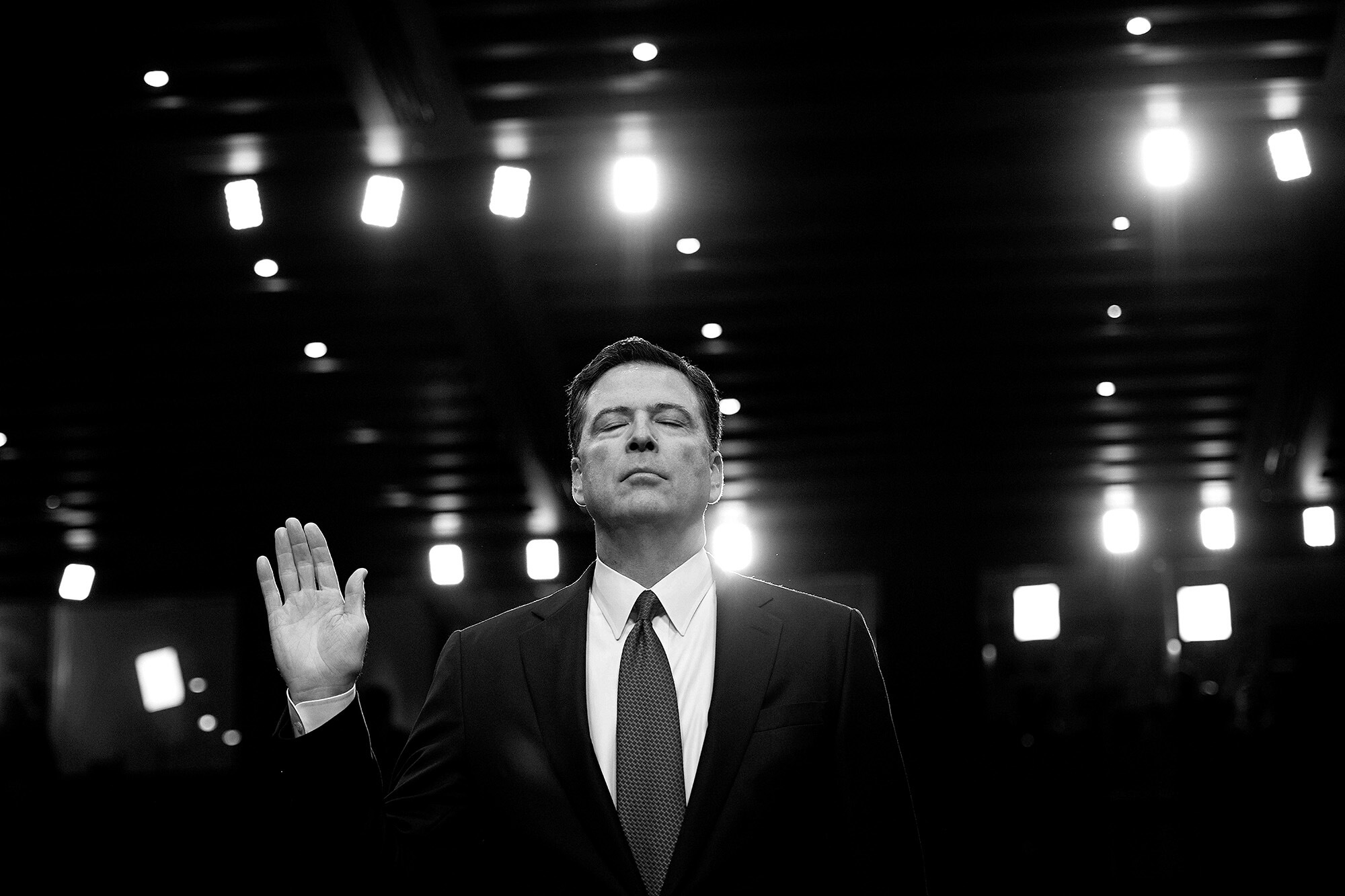 Trump fired then-FBI director James Comey and then admitted on television that he didn't like Comey's investigation into Russia's interference in the 2016 election. Yet Trump managed to stay in office for an entire term despite this obstruction of justice.