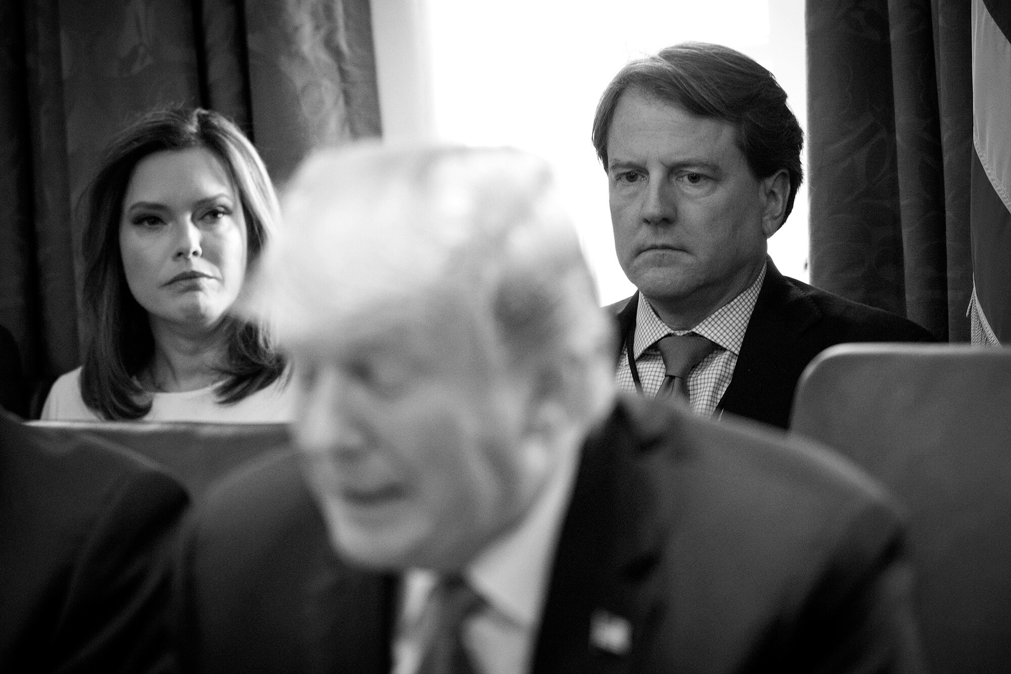 Congressional subpoena power is currently too weak to be an effective check on a corrupt president. Despite efforts by the House of Representatives to demand that Don McGahn, White House counsel under Trump, testify in the Mueller probe, McGahn was able to avoid testifying.