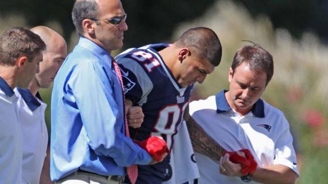 Subscribe to 'Gladiator': The Aaron Hernandez podcast from