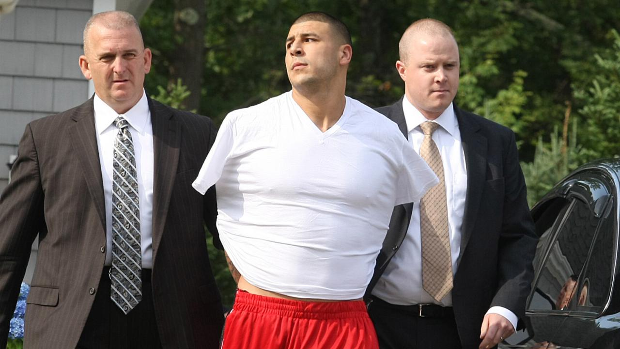 When Aaron Hernandez became a murderer